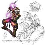 Yoshimitsu - Soul Stealer