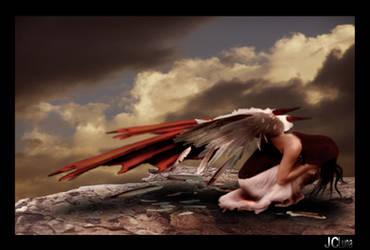 Not an Angel by jcLuna