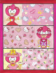 Amy, Lucky and Emily's favourite Hello Kitty Pics. by ImmanuellaLissa