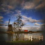 welcome to Kinderdijk II... by Kaarmen
