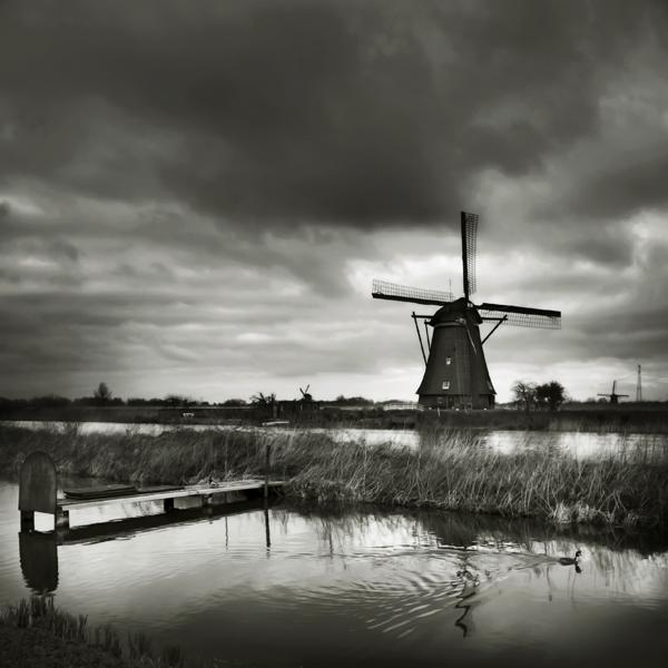 Kinderdijk III... by Kaarmen