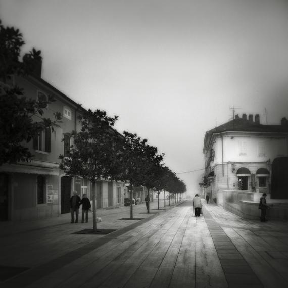 foggy afternoonII... by Kaarmen