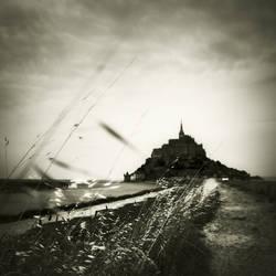 au revoir Mt.Saint Michel...
