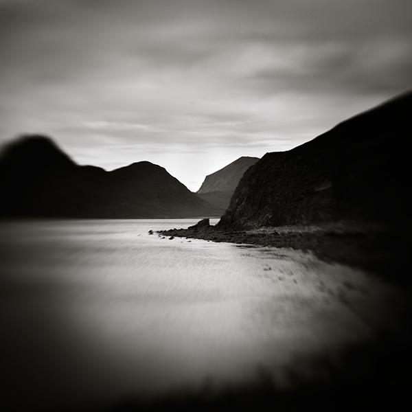 From-Elgol-with-lensbaby by Kaarmen