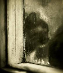 behind the window by Kaarmen