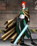 Commission: Jedi Audrey