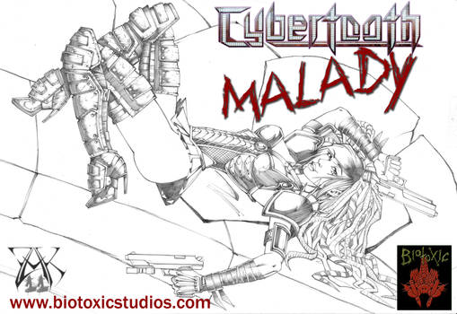 Malady in Repose with Guns