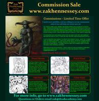 Commissions Return!