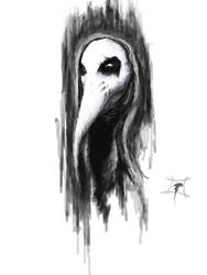 Crow ghost concept by Meta-works