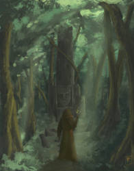 The Lost Shrine by Meta-works