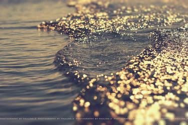 Aegean Sea by Paulinaz