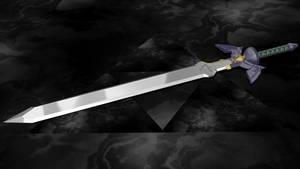 Master Sword by BlazingEclipse8