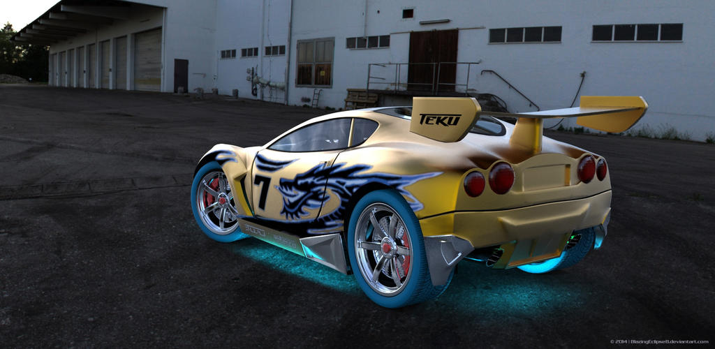 Forza Horizon  Car Ignition