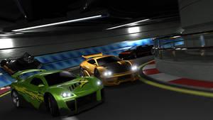 Velocity X Race