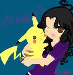 Shivak loves pokemon
