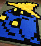 Black Mage Blanket