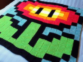 Fireflower Blanket 2.0