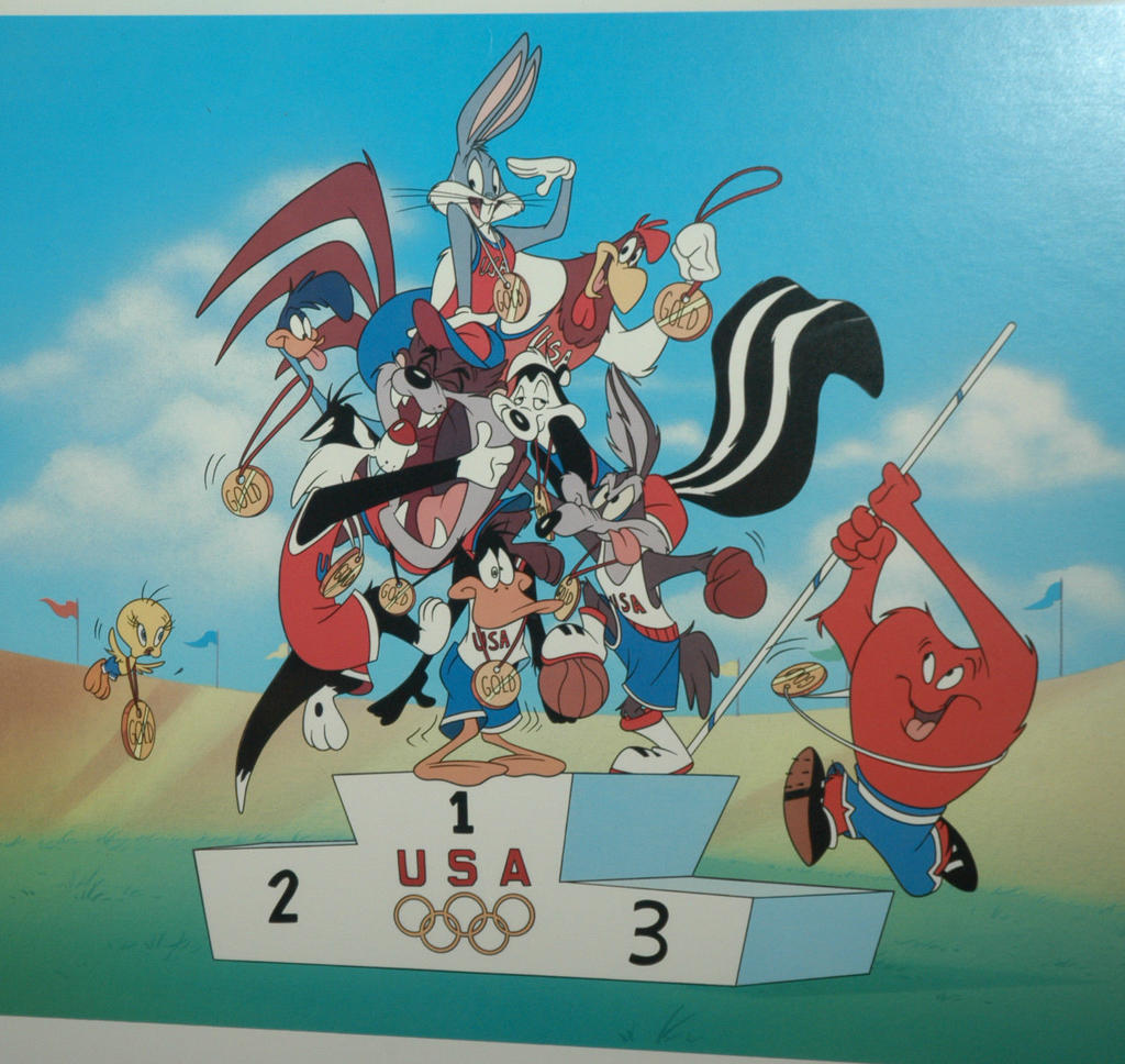 Looney tunes olympic games by trendylina1994 on deviantart looney tunes olympic games by trendylina1994 looney tunes olympic games by trendylina1994 voltagebd Images