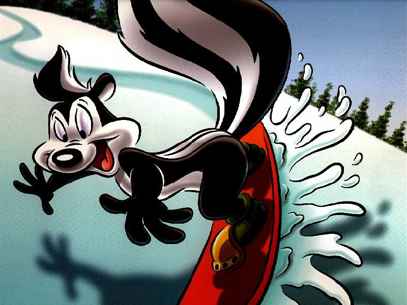 Pepe Le Pew's cool by trendylina1994 on DeviantArt
