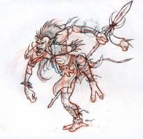Warrior Troll