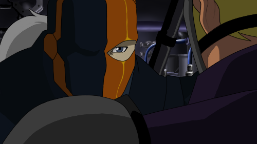 deathstroke young justice - photo #24