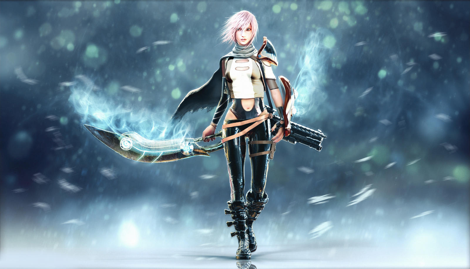 Lightning Returns v2 Contest by s0r3nGZV