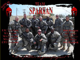 Team SPARTAN by wolfprime