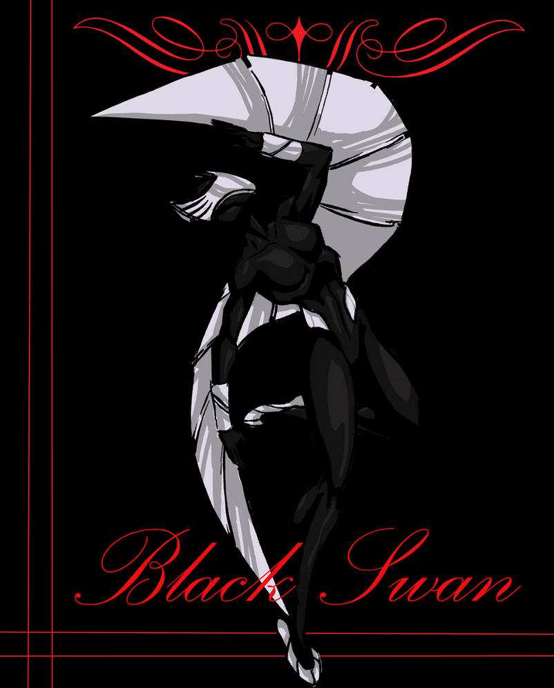Black Swan by wolfprime