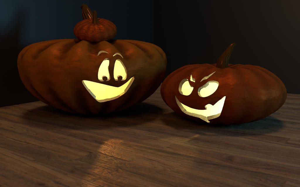 Pumpkins by whambam175