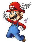 Super Winged Mario