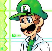 Dr. Luigi by Kirafrog