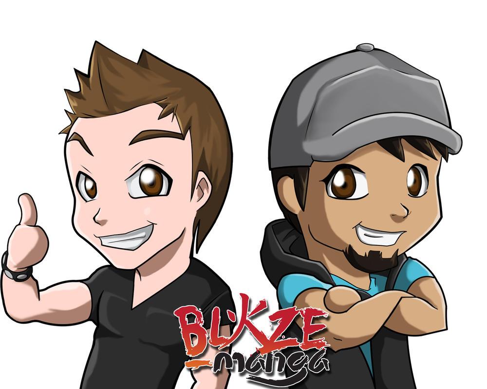 Blaze Manga 02 by sayped12