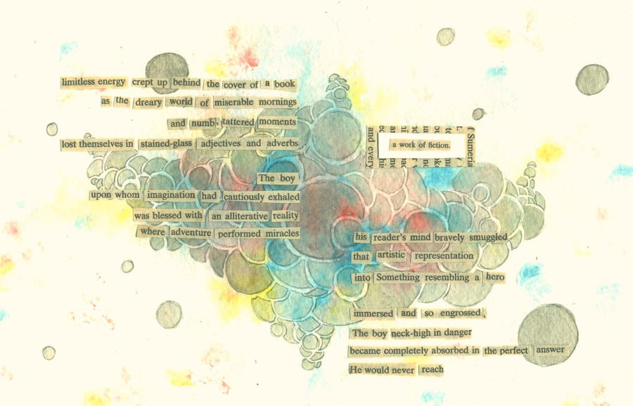 A Work of Fiction by pinxi-tinxi
