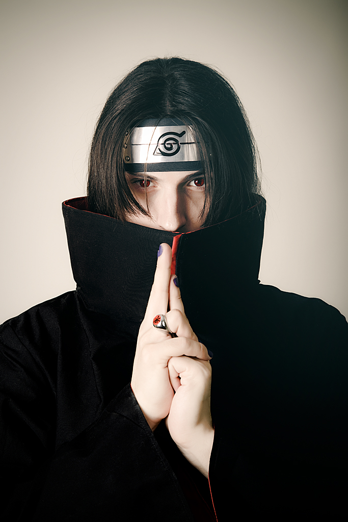 Itachi Uchiha Cosplay First Try by proSetisen