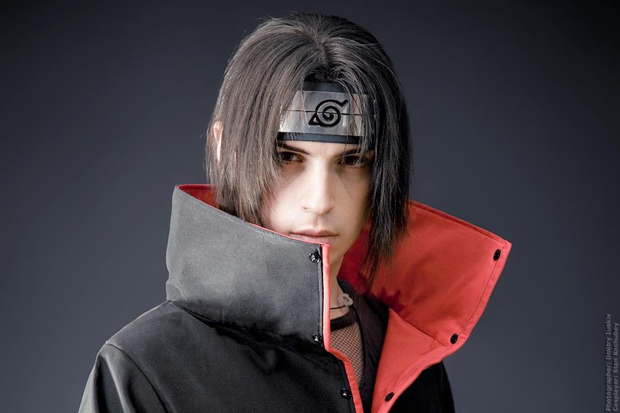Itachi Uchiha Cosplay Portrait by proSetisen