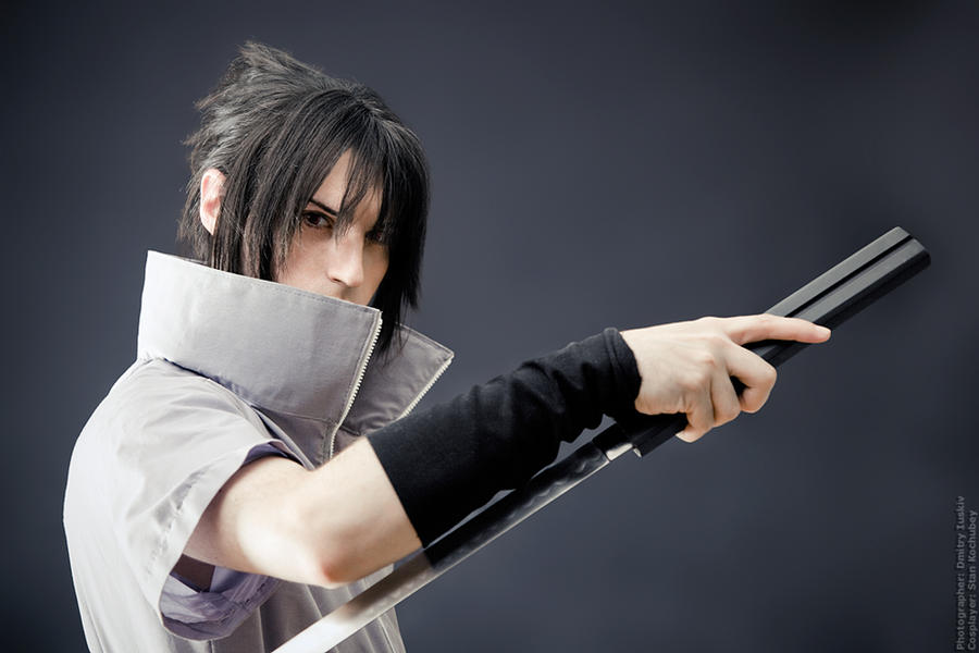 Sasuke Uchiha Cosplay First Try by proSetisen