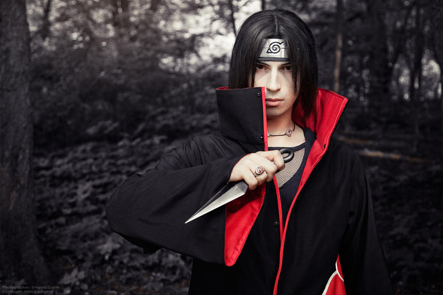 You will be under my genjutsu. Itachi Cosplay by proSetisen