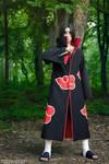 You shall not pass!... Itachi Uchiha Cosplay