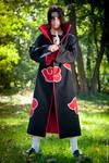 Itachi Uchiha Cosplay. You shall not pass 2!