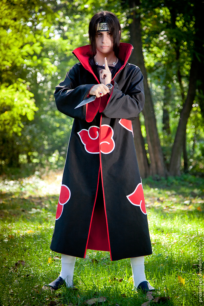 Itachi Uchiha Cosplay. You shall not pass 2! by proSetisen