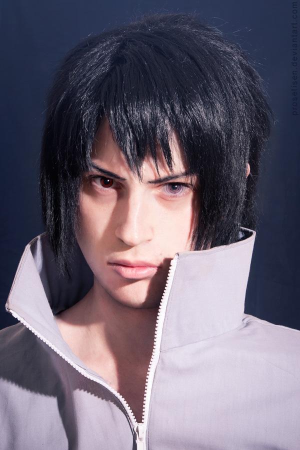 Sasuke Uchiha  Lol by proSetisen