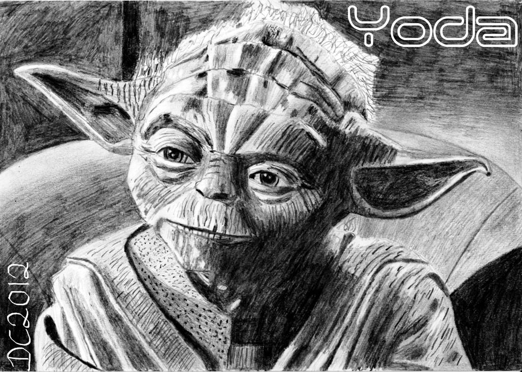 Yoda by David-c2011