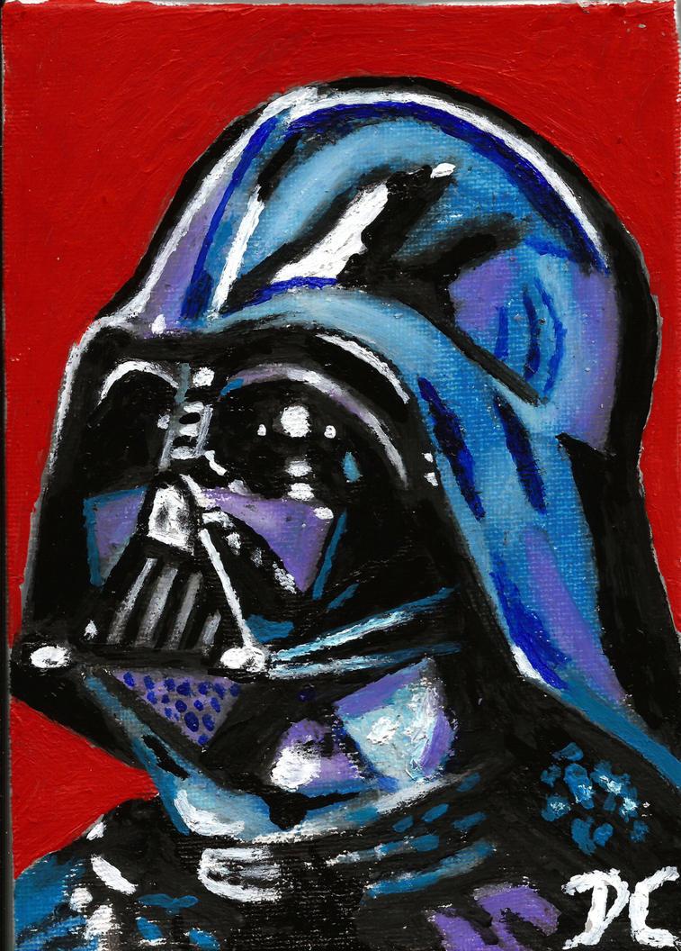 Darth Vader by David-c2011