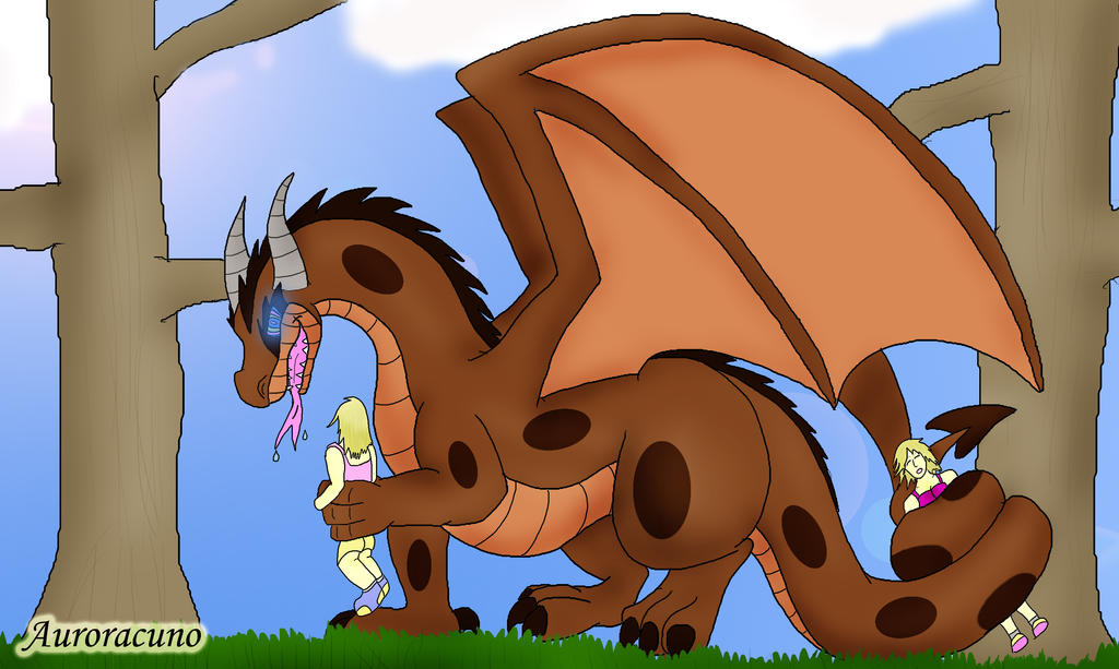 Kaa Dragon's New Servants [V2] by Auroracuno