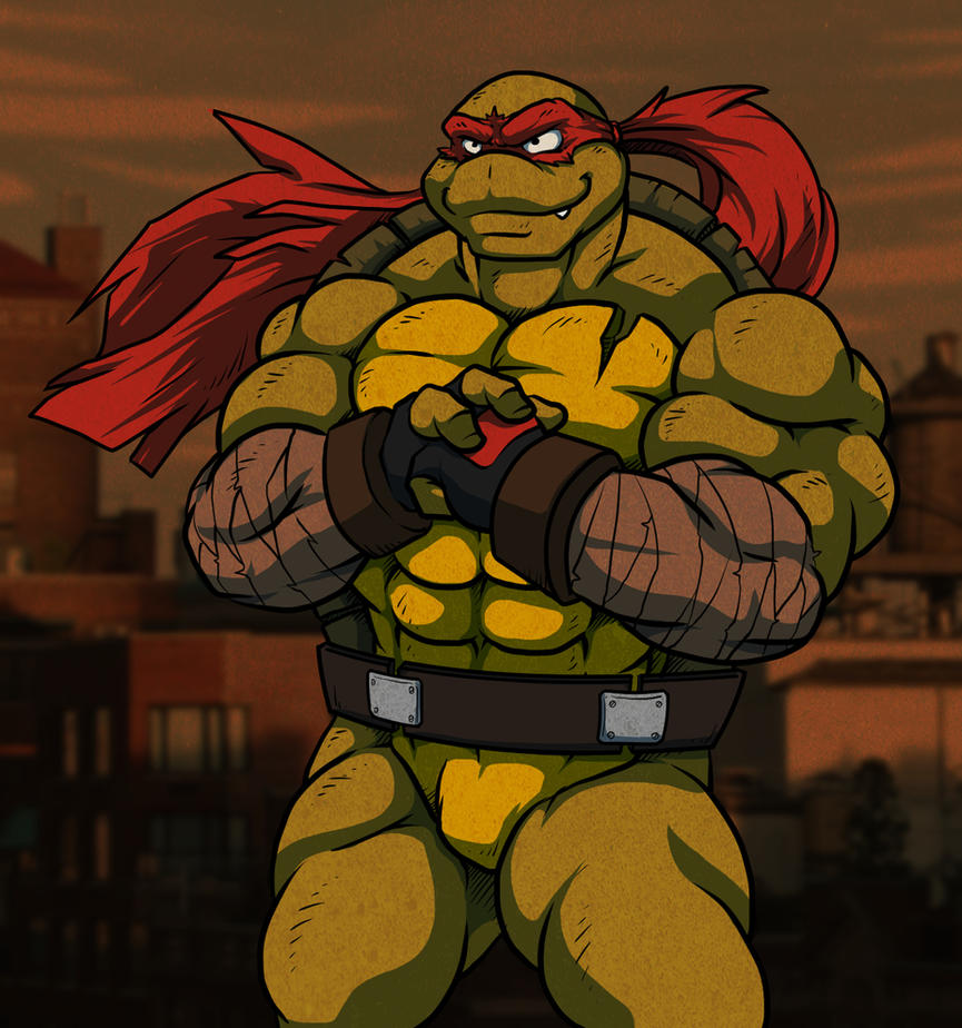 Big Raph by Rackun