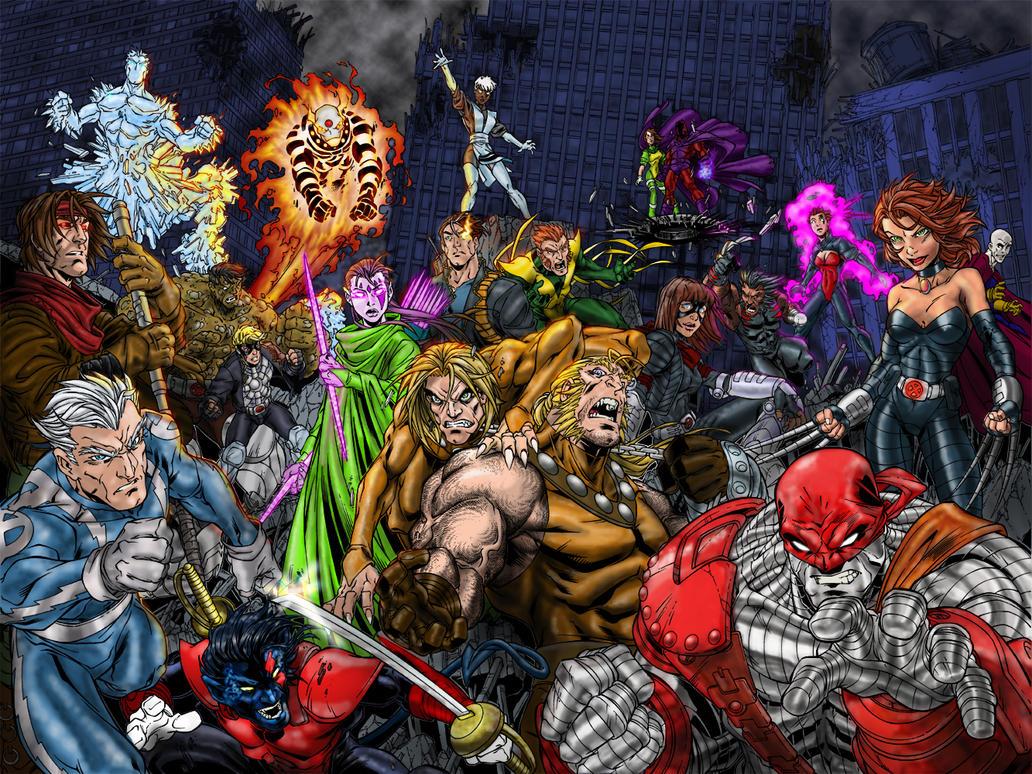 Marvel wiki