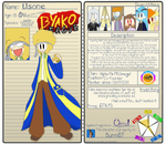:OFF: Byako NPC Usone by Bunni89