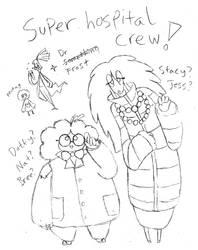 Super Hospital WIP! by Bunni89