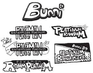 LP Logo Ideas by Bunni89