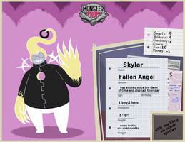 Monster Prom - Skylar
